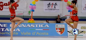 Ginnastica ritmica 2012 CSO