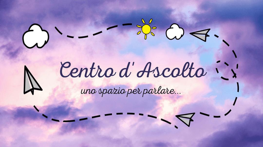 Centro Sportivo Orbassano - Centro Giovani Agorà - Centro d'Ascolto - Uno spazio per parlare